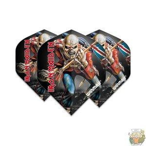 Winmau Iron Maiden Troopers Winmau Rockstar flights