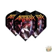 Winmau Legends Anthrax Winmau Rockstar flights