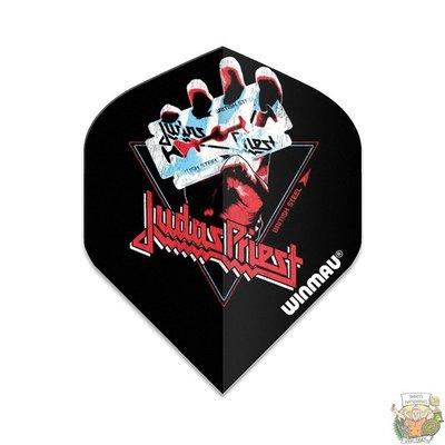 Winmau Judas Priest Blade Winmau Rockstar flights