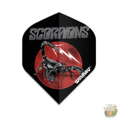 Winmau Scorpions Winmau Rockstar flights