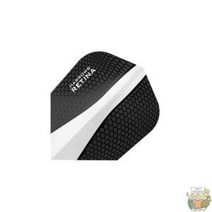 Harrows RETINA FLIGHT 5501 BLACK/WHITE
