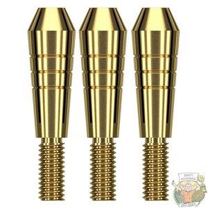 Target Heli Aluminium Gold Top