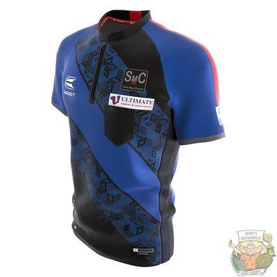 Target Coolplay Collarless Shirt 2022 Glen Durrant XXXX-Large