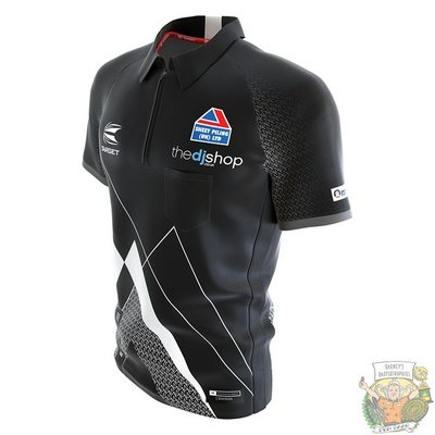 Target Coolplay Collared Shirt 2022 Phil Taylor XXXX-Large