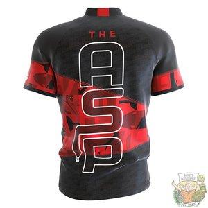Target Coolplay Collarless Shirt 2022 Nathan Aspinall XXX-Large