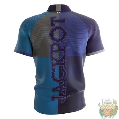 Target Coolplay Collared Shirt 2022 Adrian Lewis XX-Large