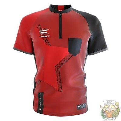 Target Coolplay Collarless Shirt 2022 Stephen Bunting XXXX-Large