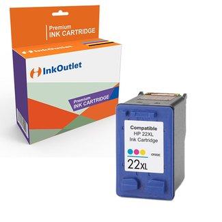 Huismerk HP 22XL inktcartridge Kleur