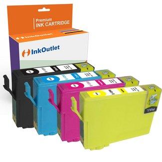 Huismerk Epson T1295 XL multipack (4set)