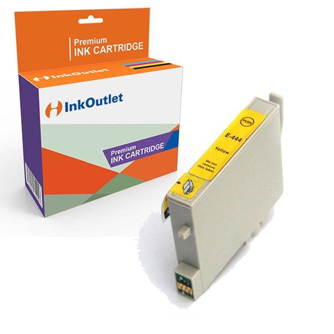 Huismerk Epson T0444 Geel hoge capaciteit