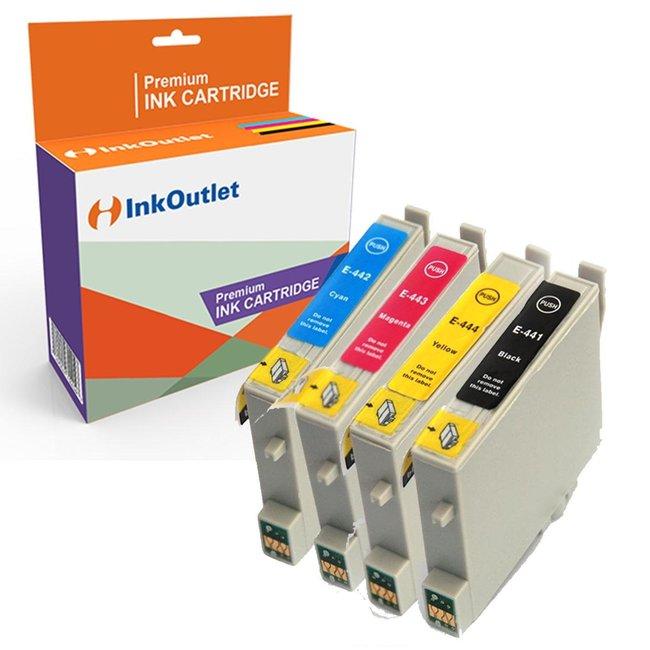 Huismerk Epson set T0445 multipack (4set)
