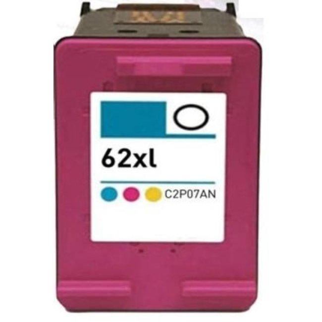 Huismerk HP 62XL Kleur