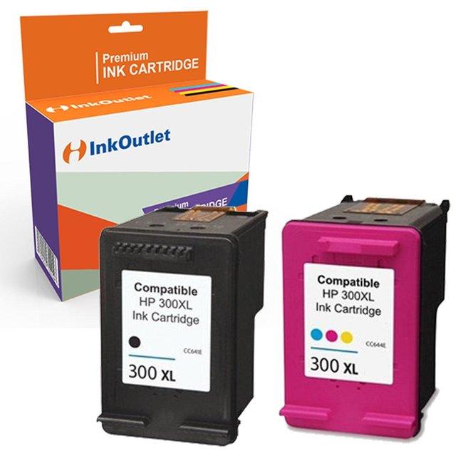 Huismerk HP 300XL Multipack (2set)