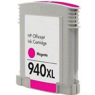 Huismerk HP 940XL Magenta incl. Chip