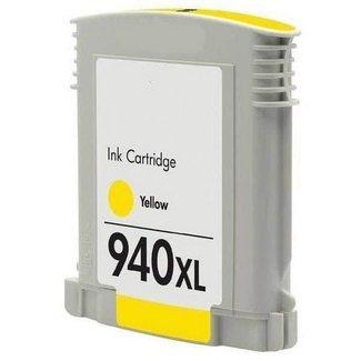 Huismerk HP 940XL Geel incl. Chip
