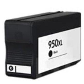Huismerk HP 950XL Zwart incl. Chip