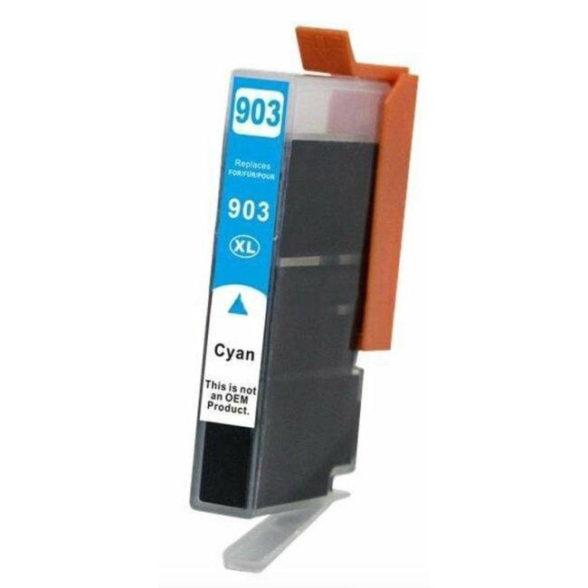 Huismerk HP 903XL (T6M03AE) Cyaan
