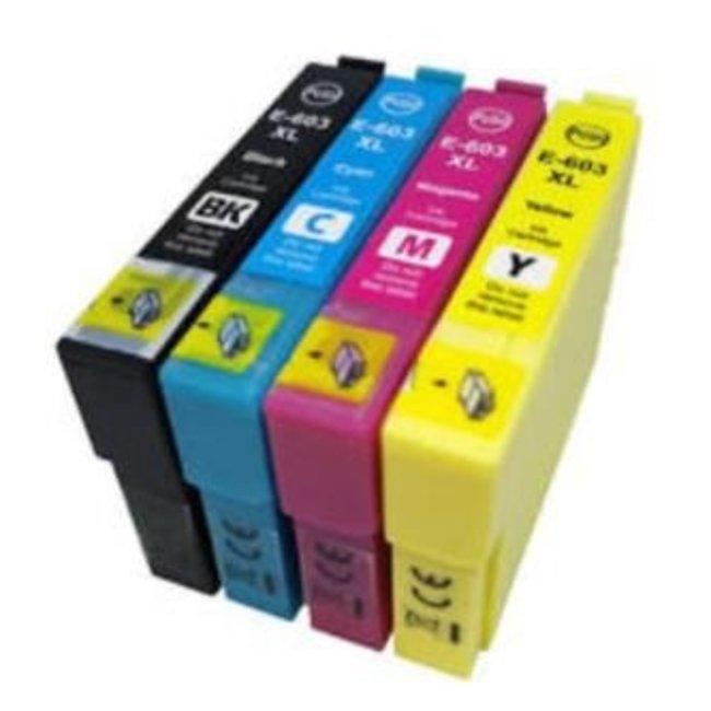 Huismerk Epson 603XL Multipack incl. Chip (4set)