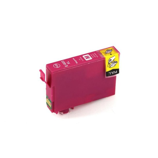 Huismerk Epson 603XL Magenta incl. Chip
