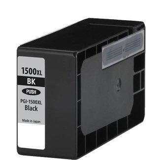 Huismerk Canon PGI-1500 XL Zwart incl. Chip