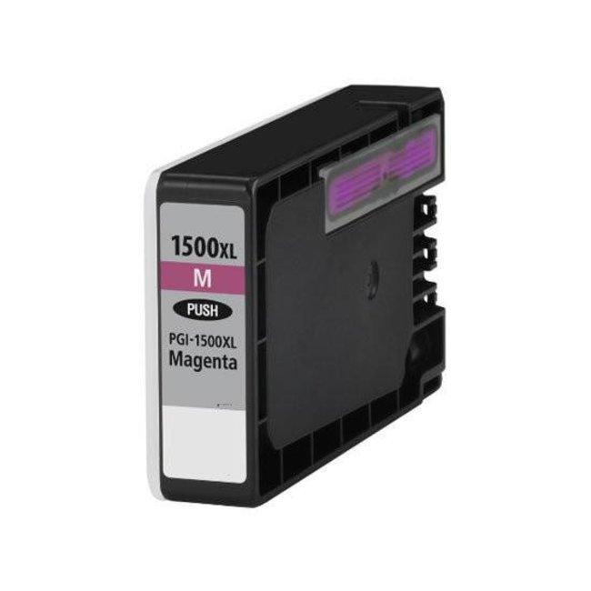 Huismerk Canon PGI-1500 XL Magenta incl. Chip