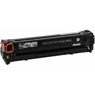 Huismerk HP 125A (CB540A) Toner Zwart