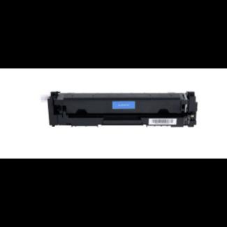Huismerk HP 410A  (CF411A) Toner Cyaan
