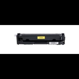 Huismerk HP 410A  (CF412A) Toner Geel