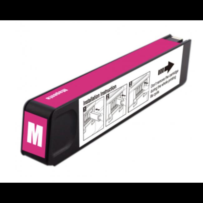 Huismerk HP 971XL (CN627AE)  Magenta incl. Chip