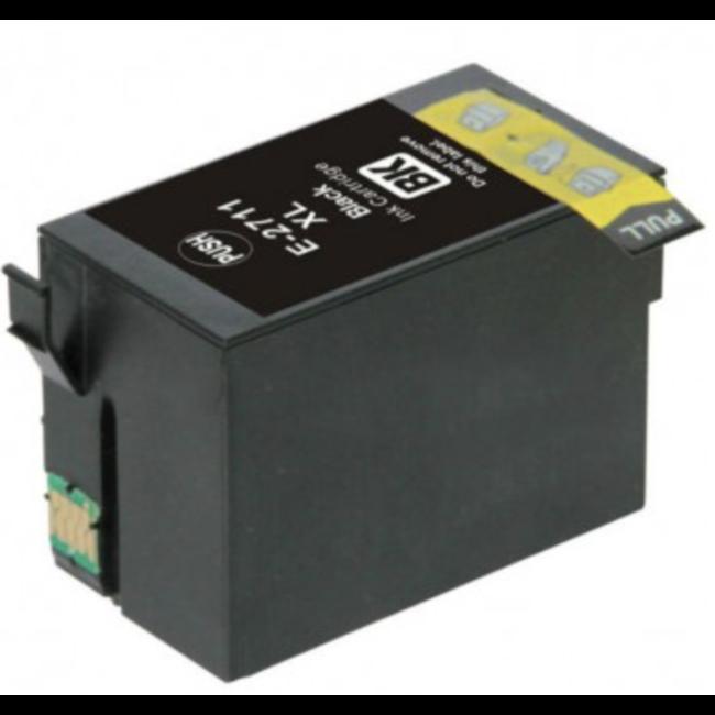 Huismerk Epson 27XL (T2711) Zwart hoge capaciteit