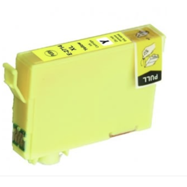Huismerk Epson 27XL (T2714) Geel hoge capaciteit