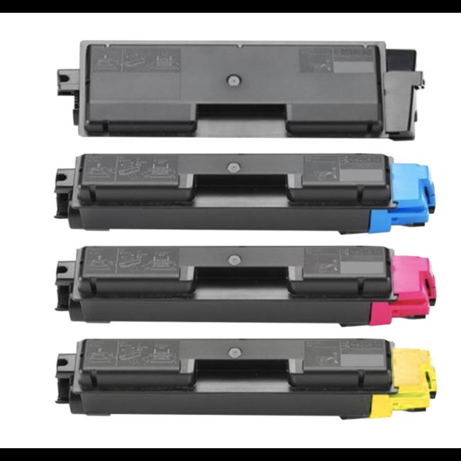 Huismerk Kyocera TK-590 Multipack (4set)