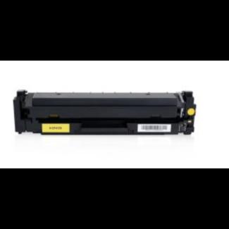 Huismerk HP 412X (CF412X) toner Geel