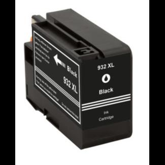 Huismerk HP 932XL Zwart
