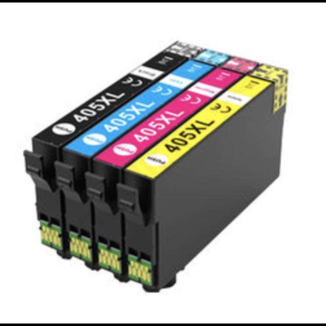 Huismerk Epson 405XL Multipack (4set)