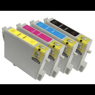 Huismerk Epson T0615 Multipack (4set)