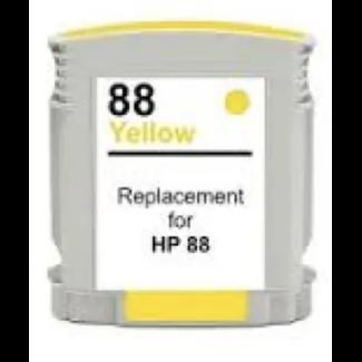 Huismerk HP 88XL Geel