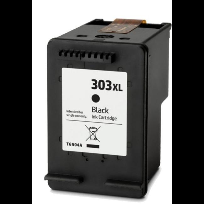 Huismerk HP 303XL (T6N04AE) Zwart