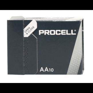 AA batterijen - 10 stuks (Duracell)