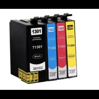 Huismerk Epson T1305 Multipack (4set)