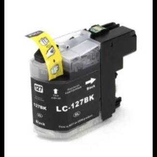 Huismerk Brother LC-127BK XL Zwart