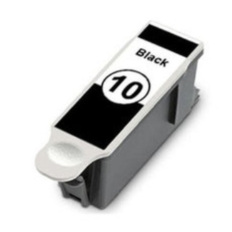 Huismerk Kodak 10XL cartridge Zwart