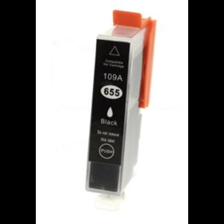 Huismerk HP 655 XL Cartridges Zwart