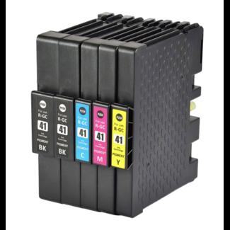 Huismerk Ricoh GC-41 Multipack (5set)