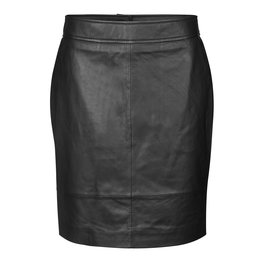 Second Female Francie Mini Leather Skirt
