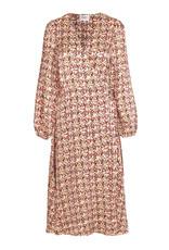 Second Female Decor Wrap Dress