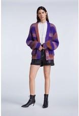 SET Feminine blouse with frill details