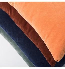 UNC Amsterdam Cushion Vintage Velvet Desert Sun 104553