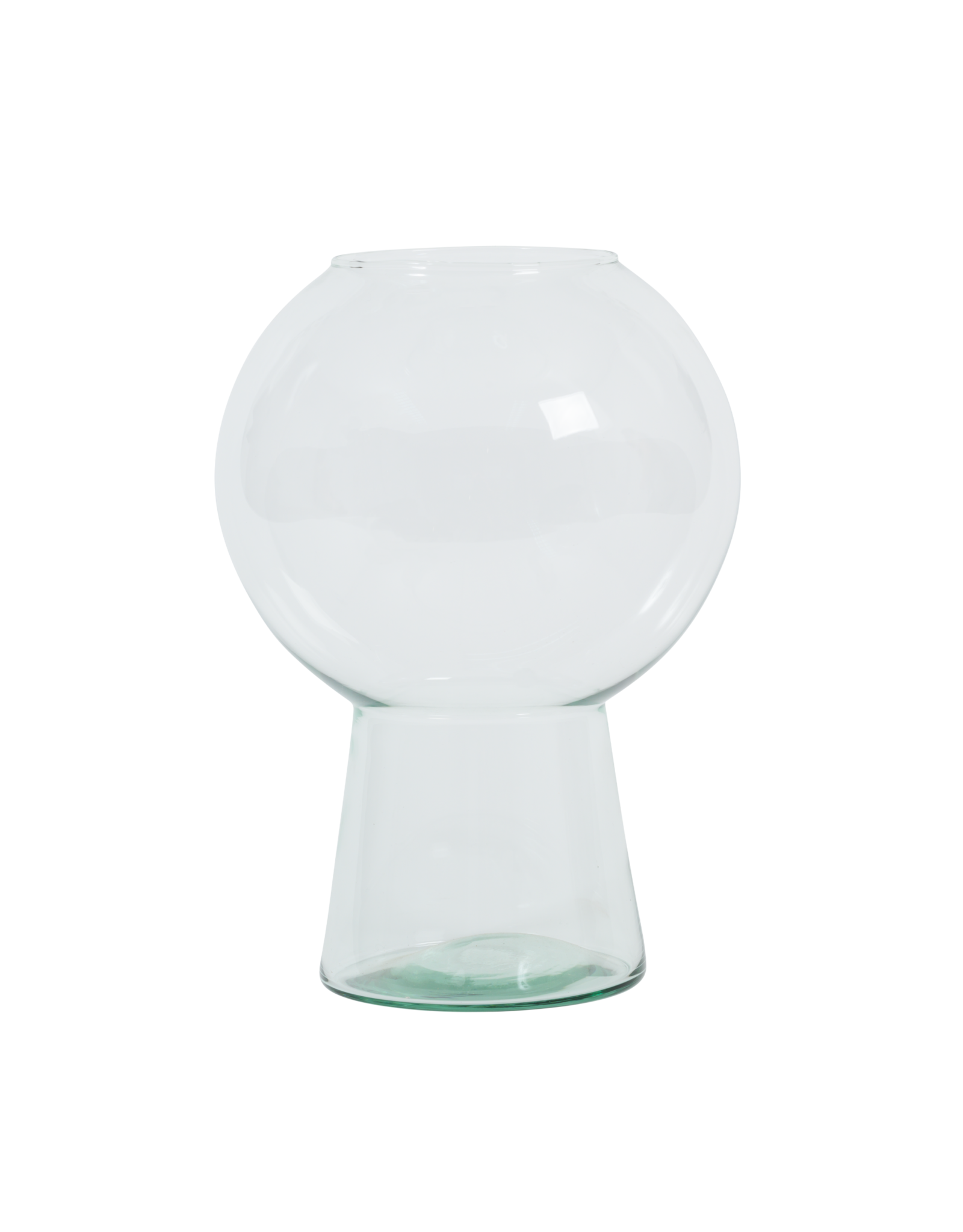 UNC Amsterdam Flower vase recycled glass BY MIEKE CUPPEN L  105663