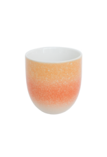 UNC Amsterdam Mug reactive glaze Orange foam 104712